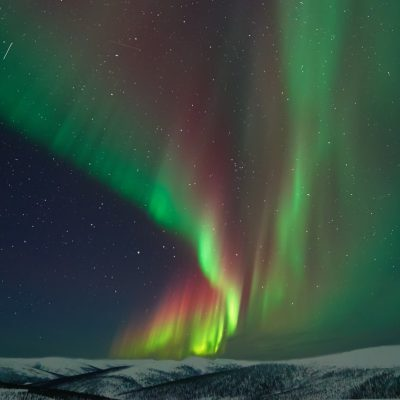 A great reason to book our tour Northern lights hunt & walk